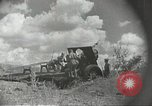 Image of war damage Russian Front, 1944, second 29 stock footage video 65675062180