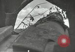 Image of war damage Russian Front, 1944, second 44 stock footage video 65675062180