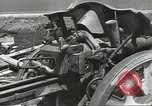 Image of war damage Russian Front, 1944, second 60 stock footage video 65675062180
