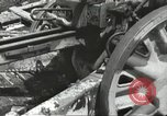 Image of war damage Russian Front, 1944, second 61 stock footage video 65675062180