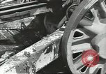 Image of war damage Russian Front, 1944, second 62 stock footage video 65675062180