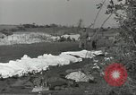 Image of burial of dead bodies Nettuno Italy, 1944, second 3 stock footage video 65675062183