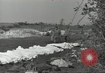 Image of burial of dead bodies Nettuno Italy, 1944, second 5 stock footage video 65675062183