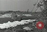 Image of burial of dead bodies Nettuno Italy, 1944, second 8 stock footage video 65675062183