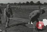 Image of burial of dead bodies Nettuno Italy, 1944, second 18 stock footage video 65675062183