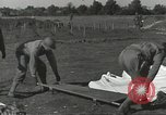 Image of burial of dead bodies Nettuno Italy, 1944, second 19 stock footage video 65675062183