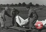 Image of burial of dead bodies Nettuno Italy, 1944, second 22 stock footage video 65675062183