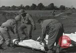 Image of burial of dead bodies Nettuno Italy, 1944, second 24 stock footage video 65675062183