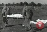 Image of burial of dead bodies Nettuno Italy, 1944, second 27 stock footage video 65675062183
