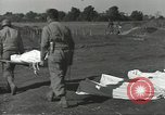 Image of burial of dead bodies Nettuno Italy, 1944, second 28 stock footage video 65675062183