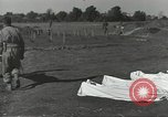 Image of burial of dead bodies Nettuno Italy, 1944, second 30 stock footage video 65675062183