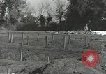 Image of burial of dead bodies Nettuno Italy, 1944, second 42 stock footage video 65675062183