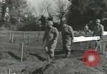Image of burial of dead bodies Nettuno Italy, 1944, second 49 stock footage video 65675062183