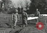 Image of burial of dead bodies Nettuno Italy, 1944, second 50 stock footage video 65675062183
