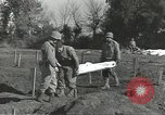 Image of burial of dead bodies Nettuno Italy, 1944, second 51 stock footage video 65675062183