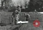 Image of burial of dead bodies Nettuno Italy, 1944, second 54 stock footage video 65675062183