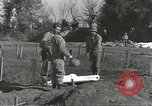 Image of burial of dead bodies Nettuno Italy, 1944, second 55 stock footage video 65675062183