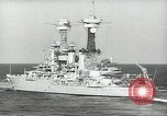 Image of United States battleships Hampton Roads Virginia USA, 1939, second 46 stock footage video 65675062202