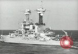 Image of United States battleships Hampton Roads Virginia USA, 1939, second 47 stock footage video 65675062202