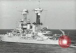 Image of United States battleships Hampton Roads Virginia USA, 1939, second 48 stock footage video 65675062202