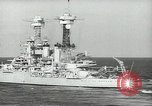 Image of United States battleships Hampton Roads Virginia USA, 1939, second 52 stock footage video 65675062202