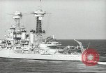 Image of United States battleships Hampton Roads Virginia USA, 1939, second 56 stock footage video 65675062202