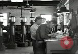 Image of oil factory Oklahoma United States USA, 1947, second 17 stock footage video 65675062209