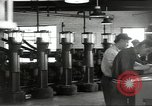 Image of oil factory Oklahoma United States USA, 1947, second 22 stock footage video 65675062209