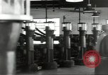 Image of oil factory Oklahoma United States USA, 1947, second 24 stock footage video 65675062209