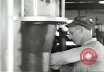 Image of oil factory Oklahoma United States USA, 1947, second 40 stock footage video 65675062209