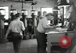 Image of oil factory Oklahoma United States USA, 1947, second 58 stock footage video 65675062209