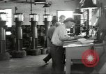 Image of oil factory Oklahoma United States USA, 1947, second 60 stock footage video 65675062209
