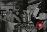Image of oil factory Oklahoma United States USA, 1947, second 12 stock footage video 65675062210