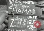 Image of bomb damaged rail road station Hamm Germany, 1945, second 2 stock footage video 65675062219