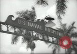 Image of United States Naval Hospital Agana Guam, 1939, second 4 stock footage video 65675062223