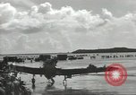 Image of United States soldiers setting up positions on Guam Guam Mariana Islands, 1944, second 34 stock footage video 65675062232