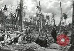 Image of United States soldiers setting up positions on Guam Guam Mariana Islands, 1944, second 35 stock footage video 65675062232