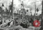Image of United States soldiers setting up positions on Guam Guam Mariana Islands, 1944, second 36 stock footage video 65675062232