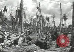 Image of United States soldiers setting up positions on Guam Guam Mariana Islands, 1944, second 37 stock footage video 65675062232