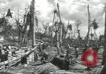 Image of United States soldiers setting up positions on Guam Guam Mariana Islands, 1944, second 38 stock footage video 65675062232