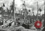 Image of United States soldiers setting up positions on Guam Guam Mariana Islands, 1944, second 39 stock footage video 65675062232