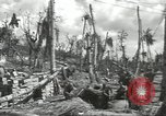 Image of United States soldiers setting up positions on Guam Guam Mariana Islands, 1944, second 40 stock footage video 65675062232
