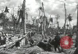 Image of United States soldiers setting up positions on Guam Guam Mariana Islands, 1944, second 41 stock footage video 65675062232