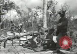 Image of United States soldiers setting up positions on Guam Guam Mariana Islands, 1944, second 45 stock footage video 65675062232