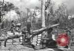 Image of United States soldiers setting up positions on Guam Guam Mariana Islands, 1944, second 48 stock footage video 65675062232