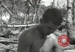 Image of United States soldiers setting up positions on Guam Guam Mariana Islands, 1944, second 49 stock footage video 65675062232