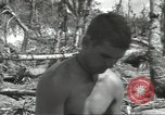 Image of United States soldiers setting up positions on Guam Guam Mariana Islands, 1944, second 50 stock footage video 65675062232
