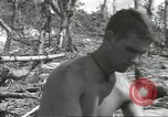 Image of United States soldiers setting up positions on Guam Guam Mariana Islands, 1944, second 52 stock footage video 65675062232