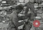 Image of United States soldiers setting up positions on Guam Guam Mariana Islands, 1944, second 56 stock footage video 65675062232