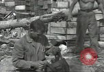 Image of United States soldiers setting up positions on Guam Guam Mariana Islands, 1944, second 57 stock footage video 65675062232